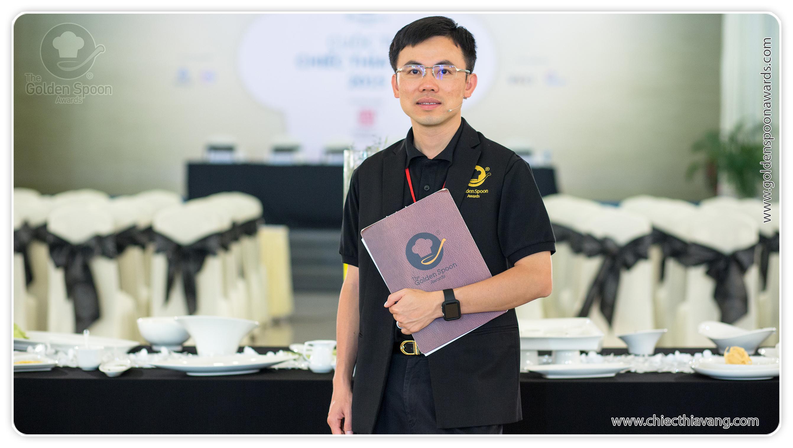 Ông Lý Huy Sáng