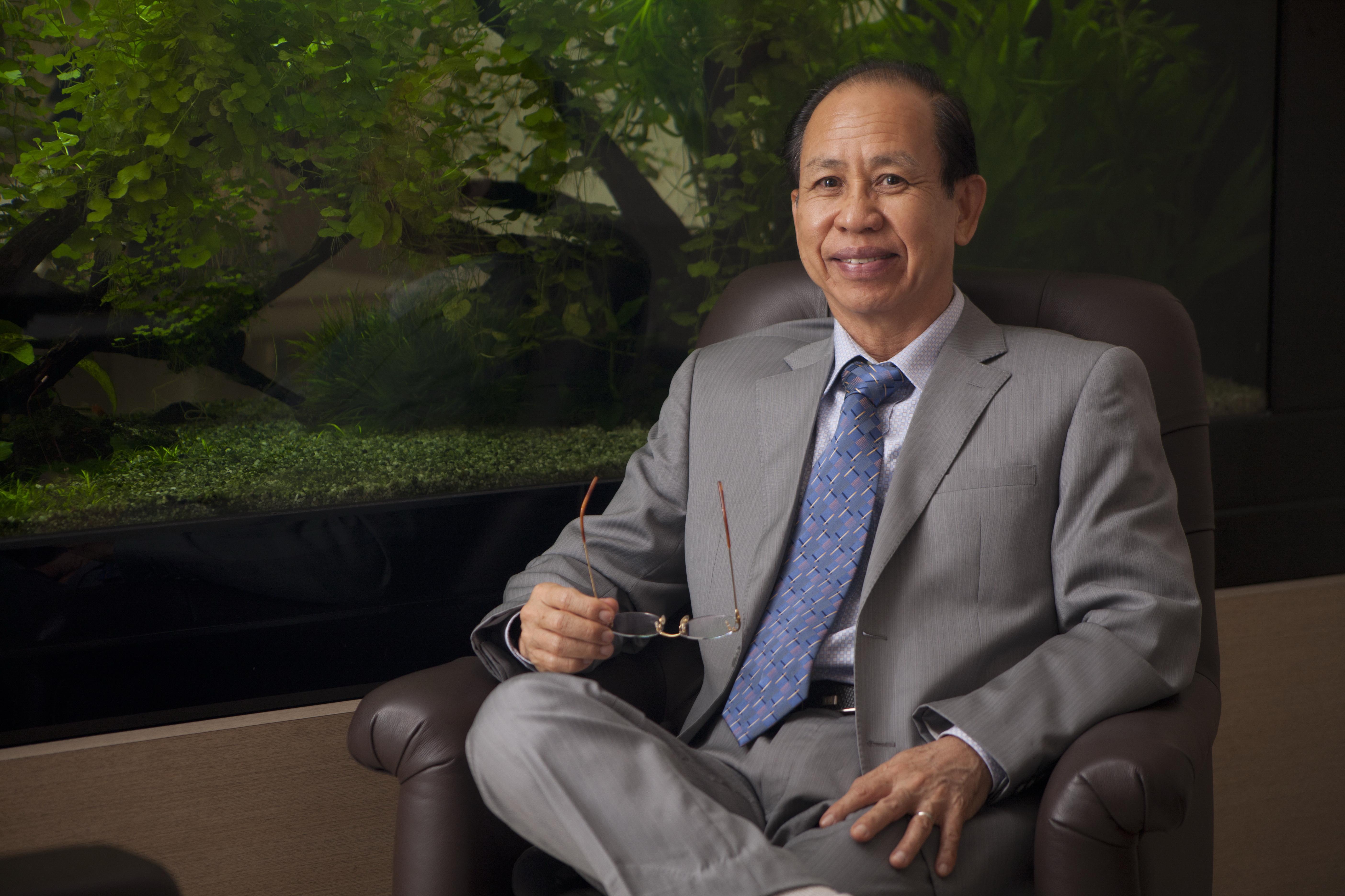 Ông Lý Ngọc Minh