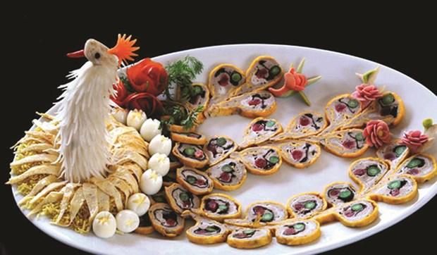 Năm món ăn Việt lừng